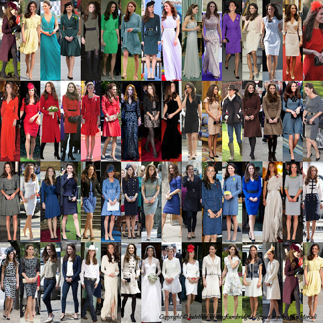 Copyright katetheduchessofcambridge.blogspot.com Collage by Alice Mortali