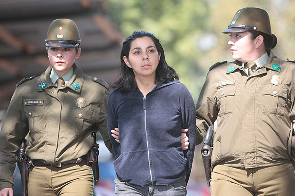 Carla Verdugo Salinas, de 32 años -Saludamos cualquier tipo de acción directa que logre compenetrar