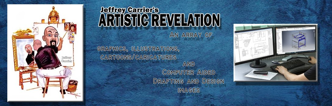 Jeffrey Carrier's Artistic Revelation