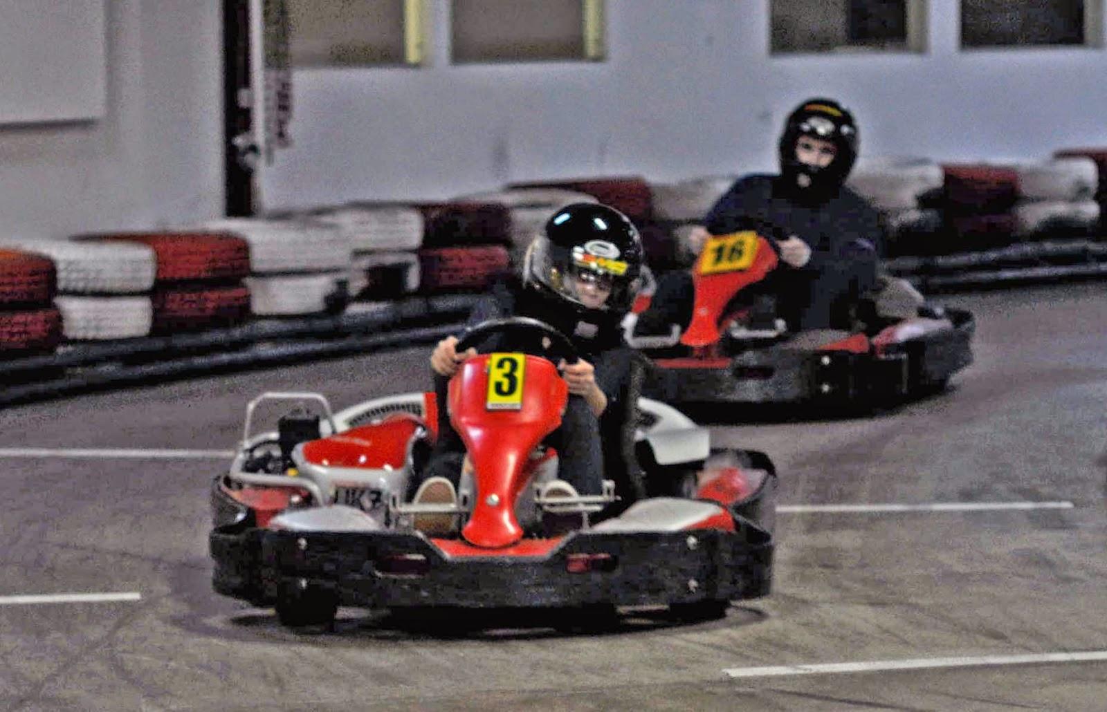 Go Karting, Frankfurt