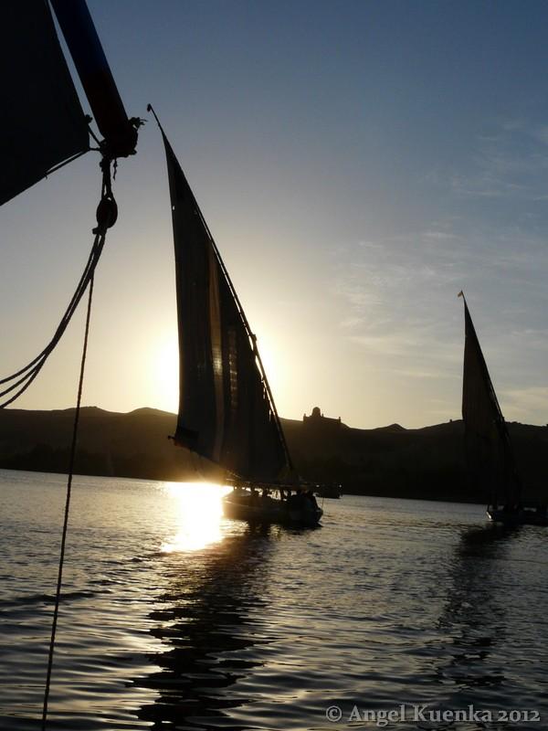 Todo sobre egipto paseo por el nilo - Todo sobre barcos ...