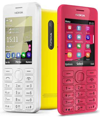 Nokia Asha 206 