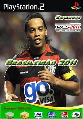 brazukas2011 PS2   Pes 2011 Brazukas Brasileiro 2011 V2