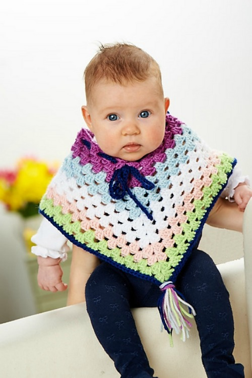 My Hobby Is Crochet: Top 7 Free Crochet Baby Patterns | Guest Post