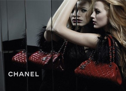 blake lively chanel ad. Chanel x Blake Lively NEW AD