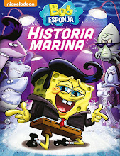 Bob Esponja: Historia Marina (2017)