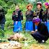 Lễ cúng thần rừng của người Pu Péo ở Hà Giang