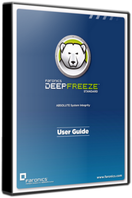 Deep Freeze Standard 7.22.020.3453 full Serial