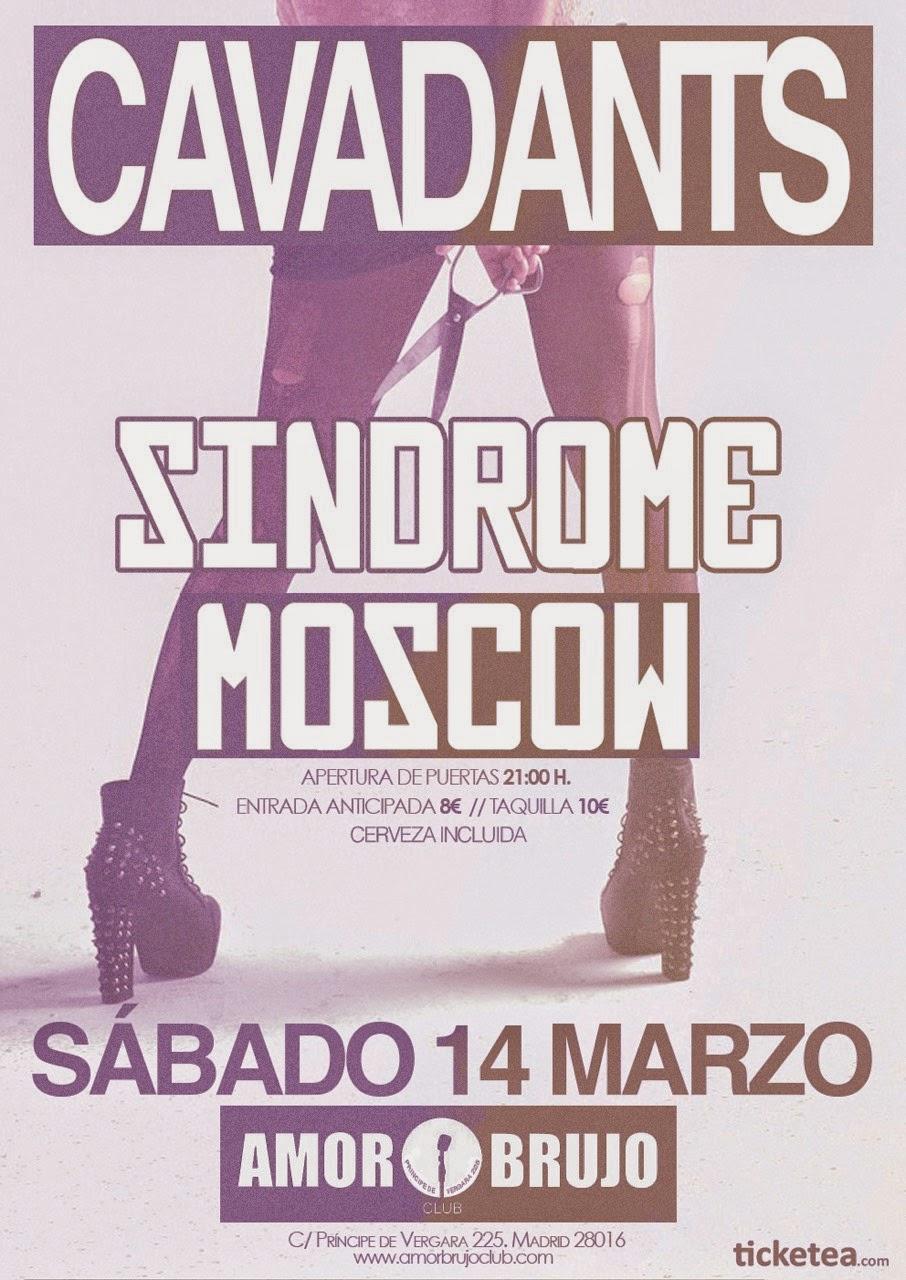 Cavadants + Síndrome Moscow