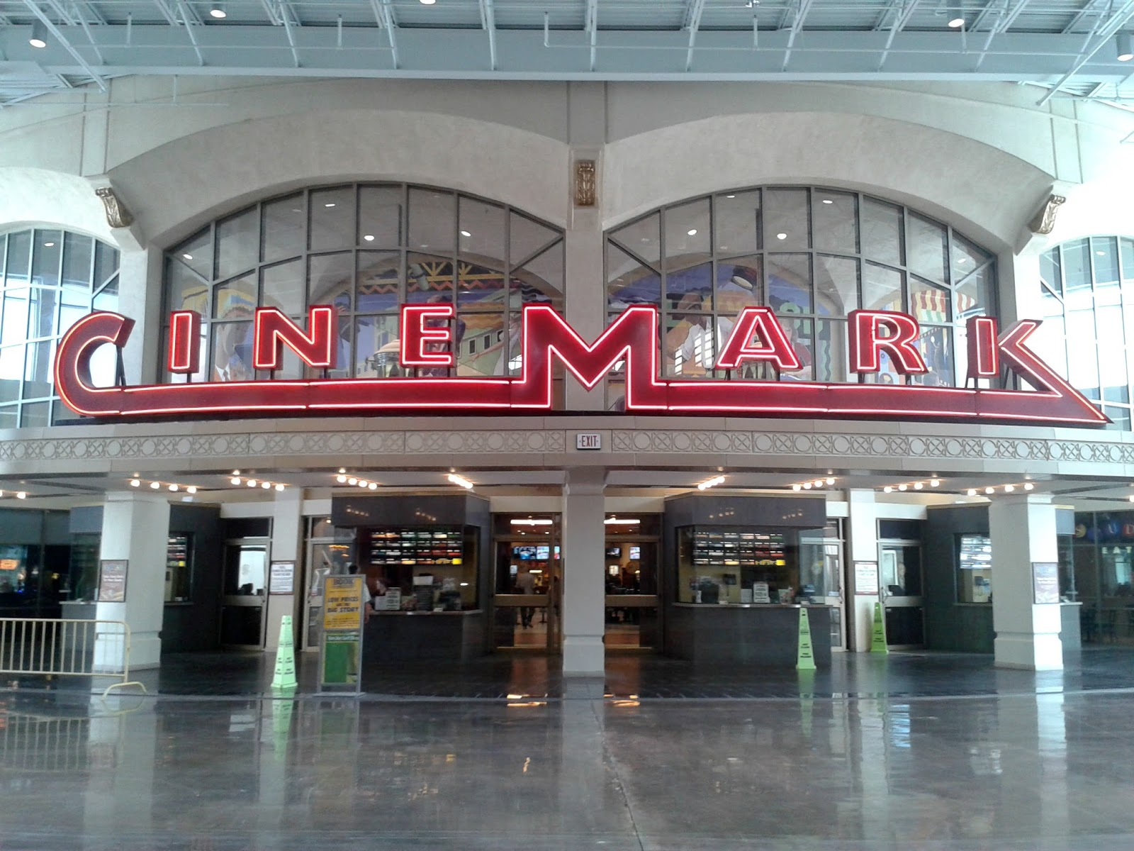 Cinemark Festival Bay Mall Orlando Florida