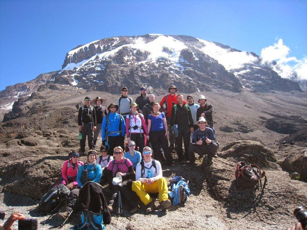 Climbing kilimanjaro,travel deals, africa tours and ...