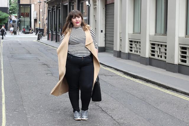 BooHoo Plus Review - Sleeveless Waistcoat