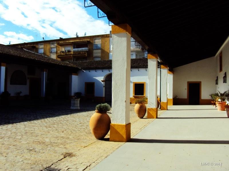 Bodegas antiguamente pertenecientes a Sánchez Romate