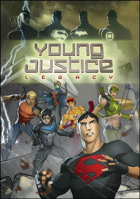 Young Justice: Legacy Full Tek Link Oyun İndir