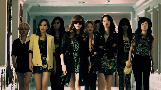 girls generation paparazzi