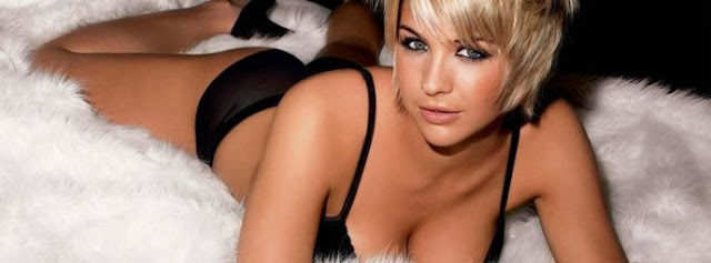 Couverture Facebook Gemma Atkinson