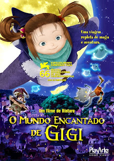 Assistir O Mundo Encantado de Gigi Dublado Online HD