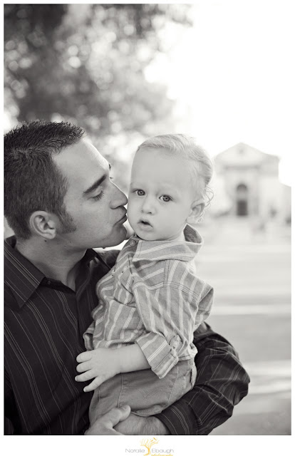 father/son portraits in the inland empire