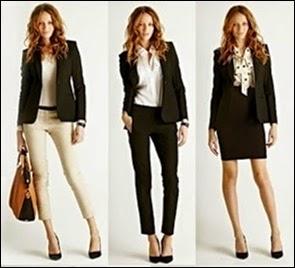 Kadınlar İçin İş Kıyafeti Kombinleri ve İpuçları