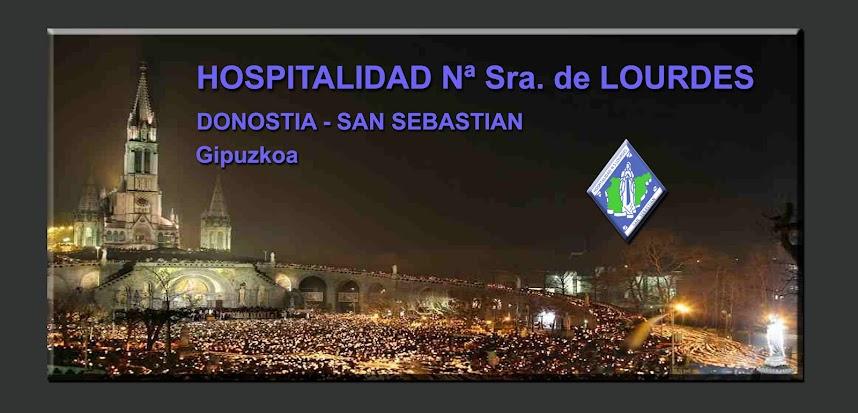 Hospitalidad de Lourdes de Donostia/San Sebastián