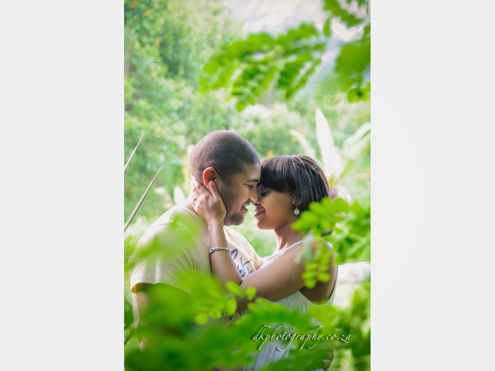 DK Photography Slideshow-11 Rochelle & Enrico's Engagement Shoot in Kirstenbosch Botanical Garden & Llandudno Beach  Cape Town Wedding photographer