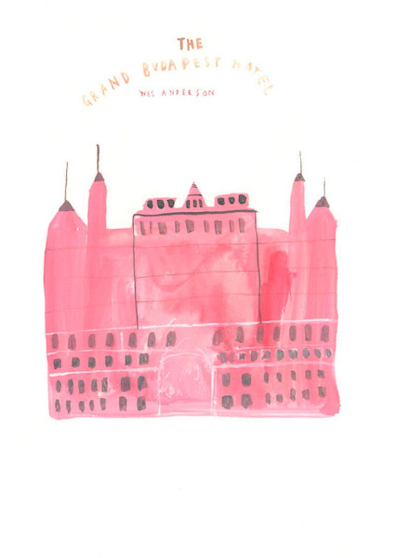 carteles de pelis de Faye Moorhouse