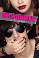 book cover of Rockoholic by C.J. Skuse