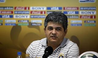 Para Ney Franco las grandes favoritas son Colombia y España