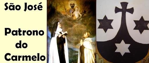 São José - Patrono do Carmelo