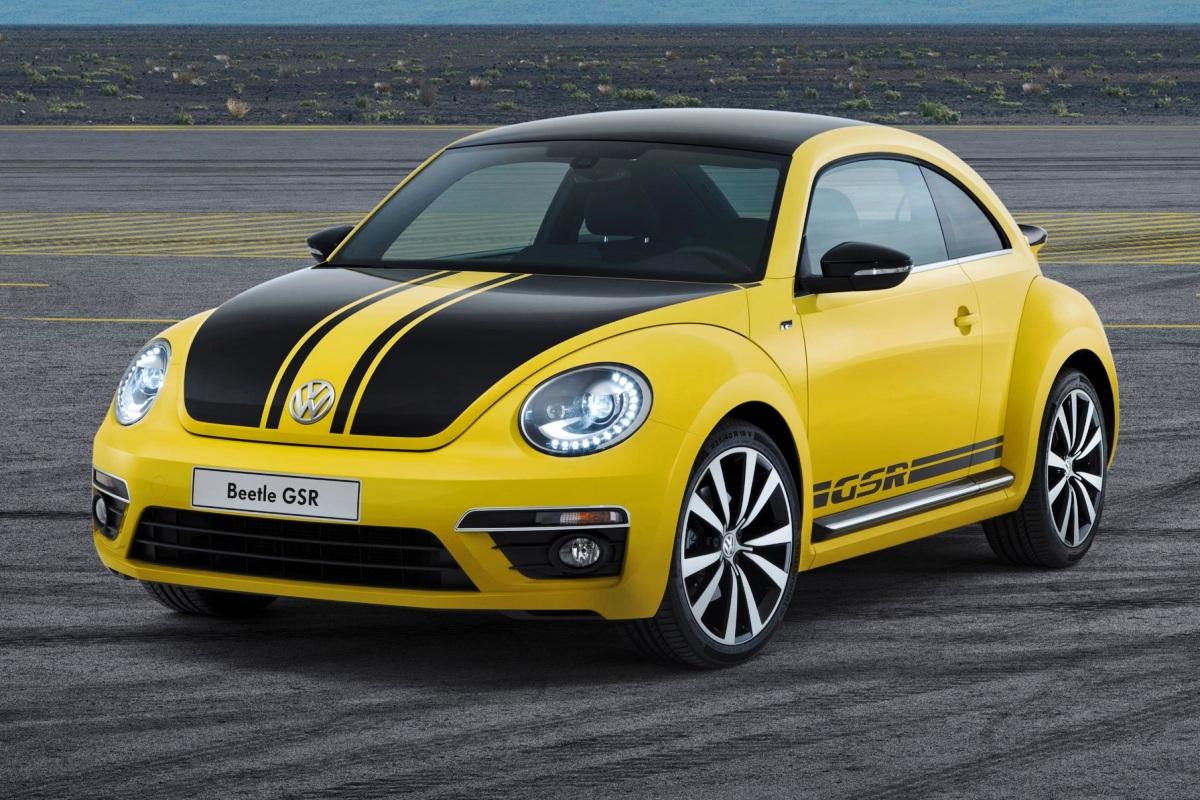 Volkswagen Beetle GSR Limited Edition. Majalah Otomotif Online