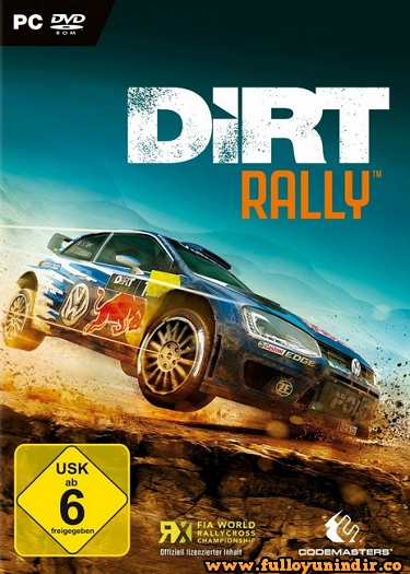 DiRT Rally RELOADED Tek Link