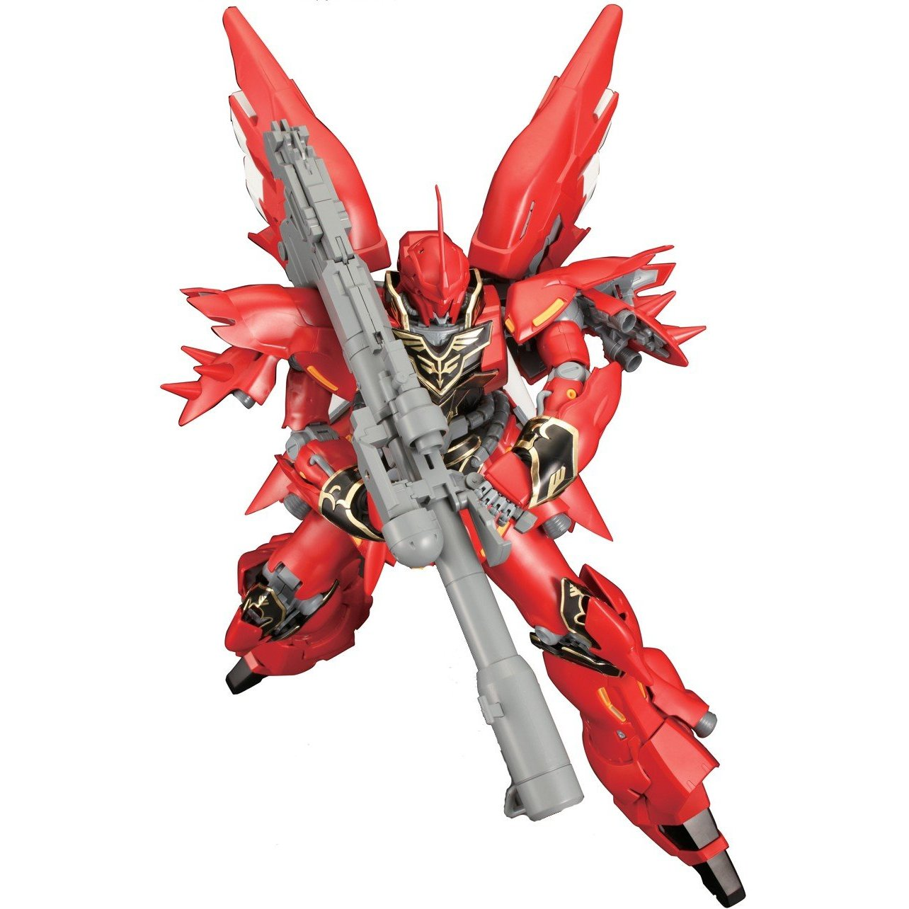 GUNDAM GUY: MG 1/100 Sinanju [OVA Ver.] - New Images ...