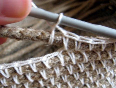 Mes Favoris Tricot Crochet Mod 232 Le Gratuit Un Panier En