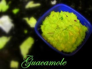 Guacamole | Mexican Condiment