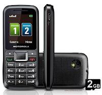 MOTOKEY XT EX118, EX108 and MOTOKEY mini-SIM Dual WX294, three mobile phones from Motorola