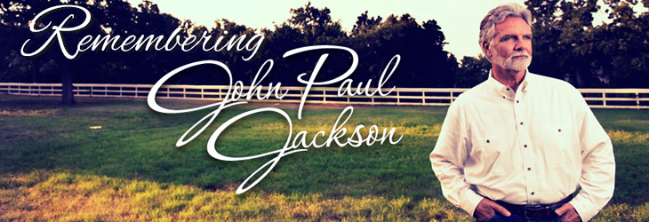 Remembering John Paul Jackson