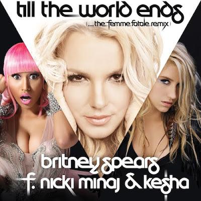 britney spears till the world ends cover art. Artist: PLAY. Britney Spears