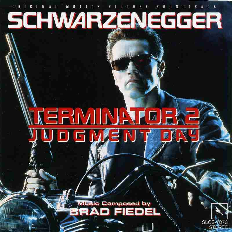 Terminator 2: Judgment Day (1991) Hindi Dubbed Movie *DVD*