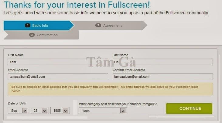 thanks for your interest in Fullscreen