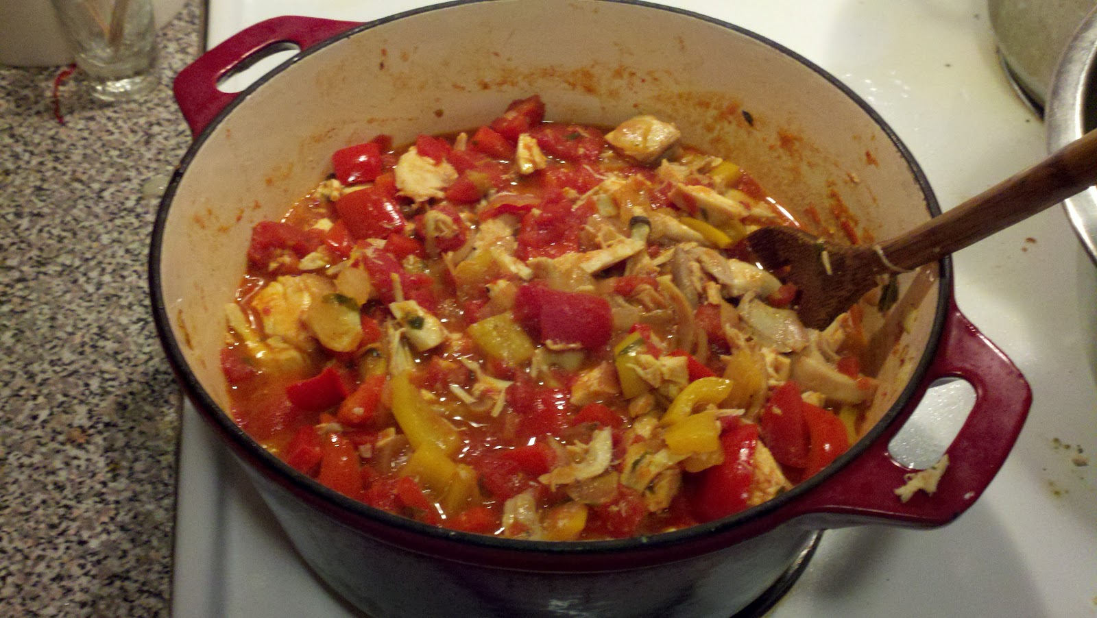 Ina Garten Chicken cooking with joey: ina garten's chicken chili