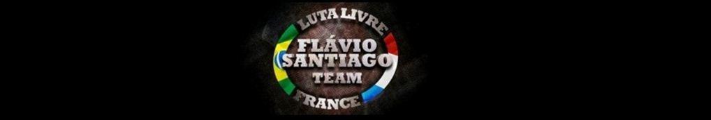 Luta Livre France - Flavio Santiago