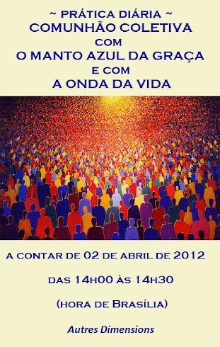PARTICIPE DESSE MOMENTO DE ORAÇÃO