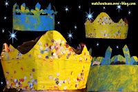couronne des rois activités manuelles