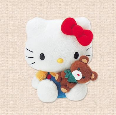 Peluche de Hello Kitty