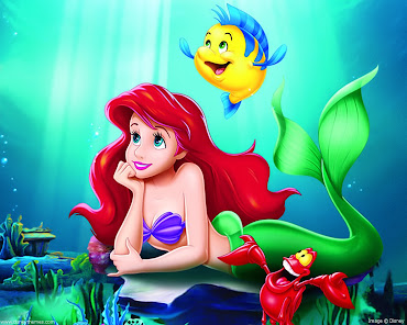 #10 Princess Ariel Wallpaper