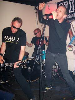 04.05.2012 Düsseldorf - The Tube: Nimrods