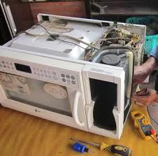 Cách sửa lò vi sóng hoạt động nhưng không nóng