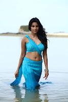 Priya Anand Hot Stills in Ethir Neechal Movie