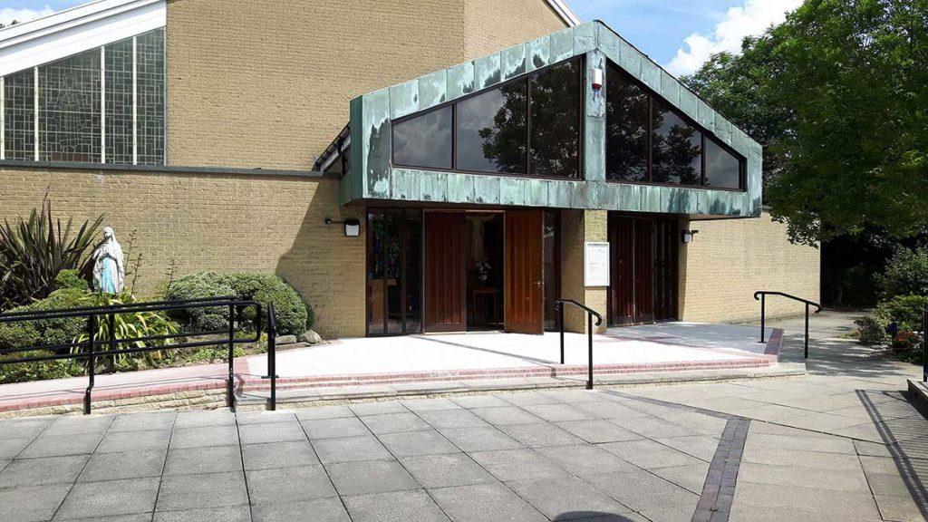 St. Winefride's, Wibsey, Bradford