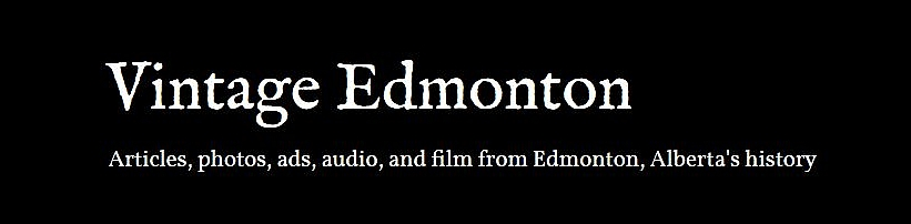 My Other Project: Vintage Edmonton
